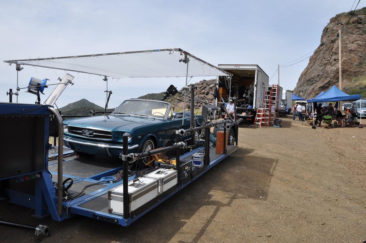 TMT Equipment und Licht für Filmproduktionen auf der ganzen Welt.