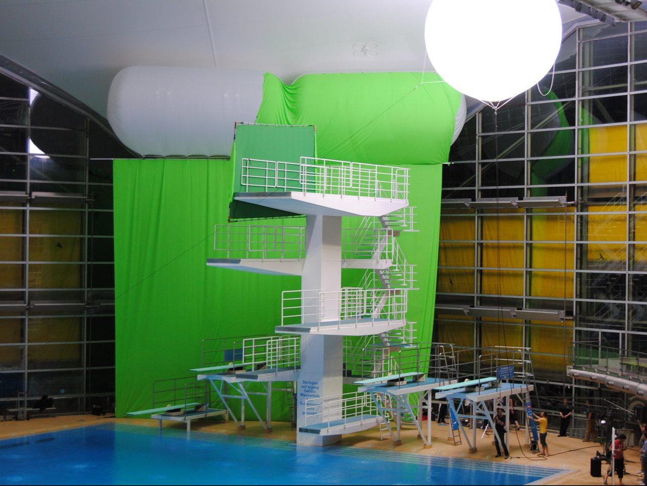Professionelles Green Screen und Filmequipment von TMT
