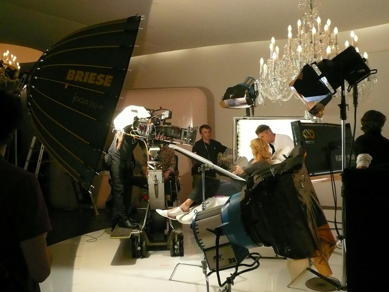 Lighting und Filmequipment von TMT Produktionsservice GmbH München