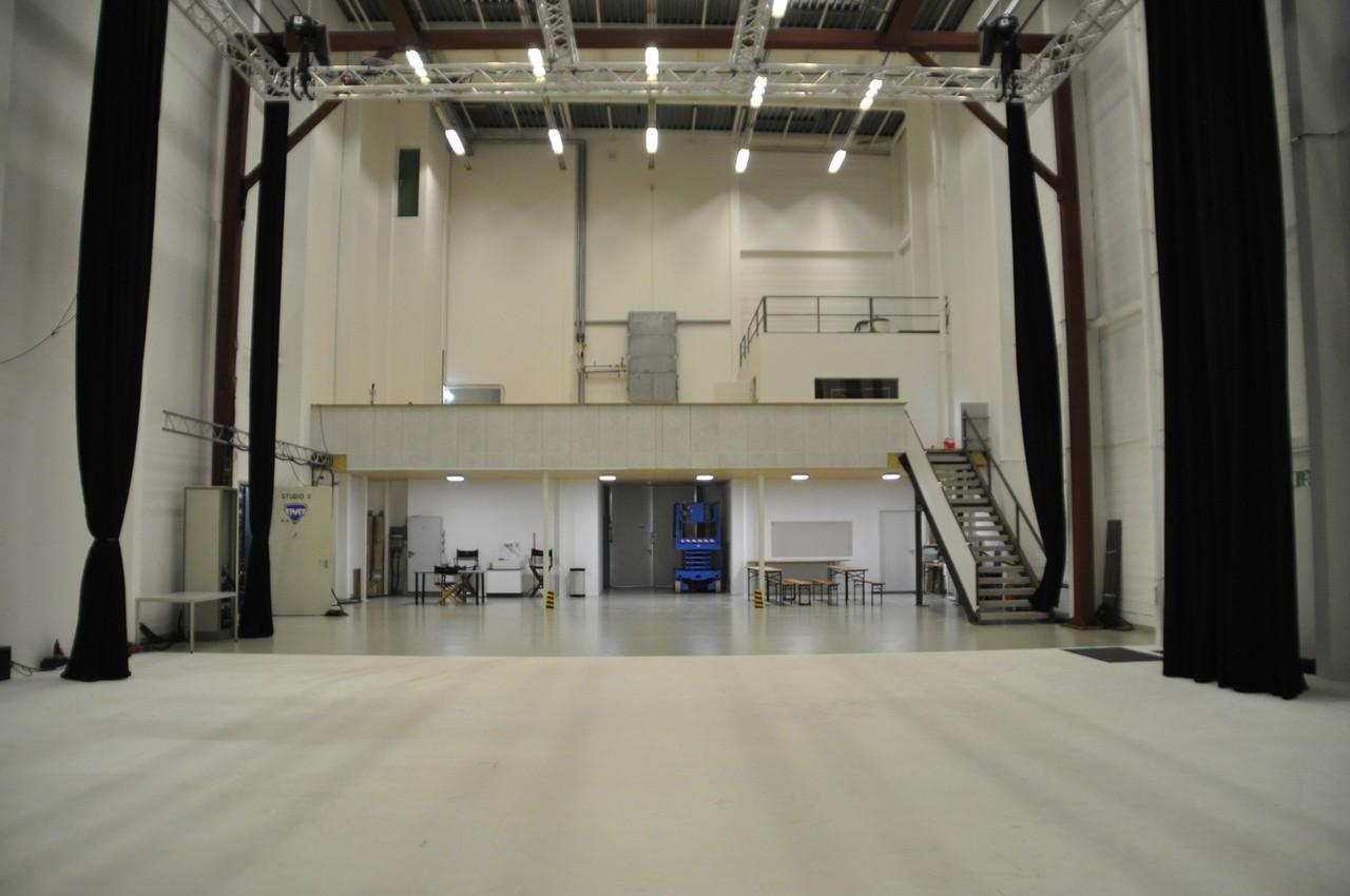 TMT Filmstudio 2 für Werbefilmproduktion München